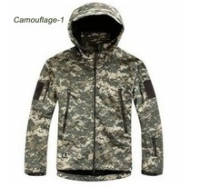 Free Shipping Camo V 4.0 Men's Outdoor Camping Hiking Waterproof Coats Jacket Hoodie Soft Shell Jacket