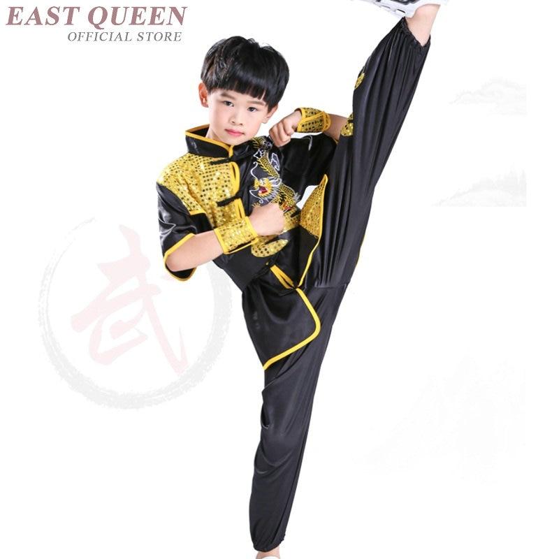 Wushu Clothing Uniform Wushu Costume Kung Fu Uniform Clothes Martial Arts Uniform Chinese Warrior Costume Exercise FF1077