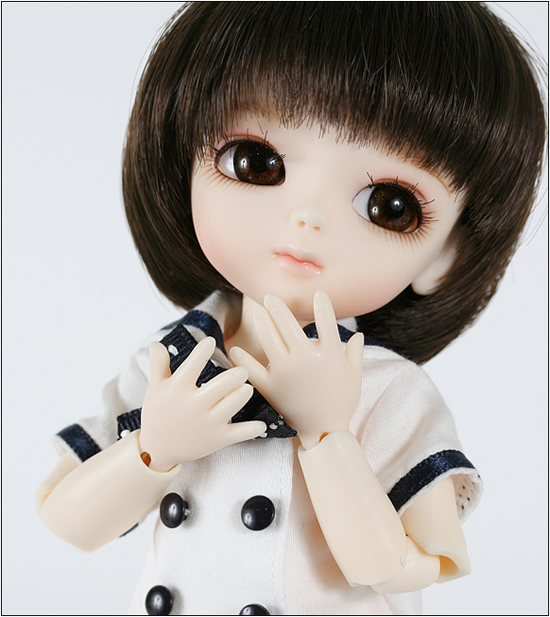 ФОТО BJD doll sd doll 1/8 BB lati coco B section volks dod soom ai small doll gift boy girl