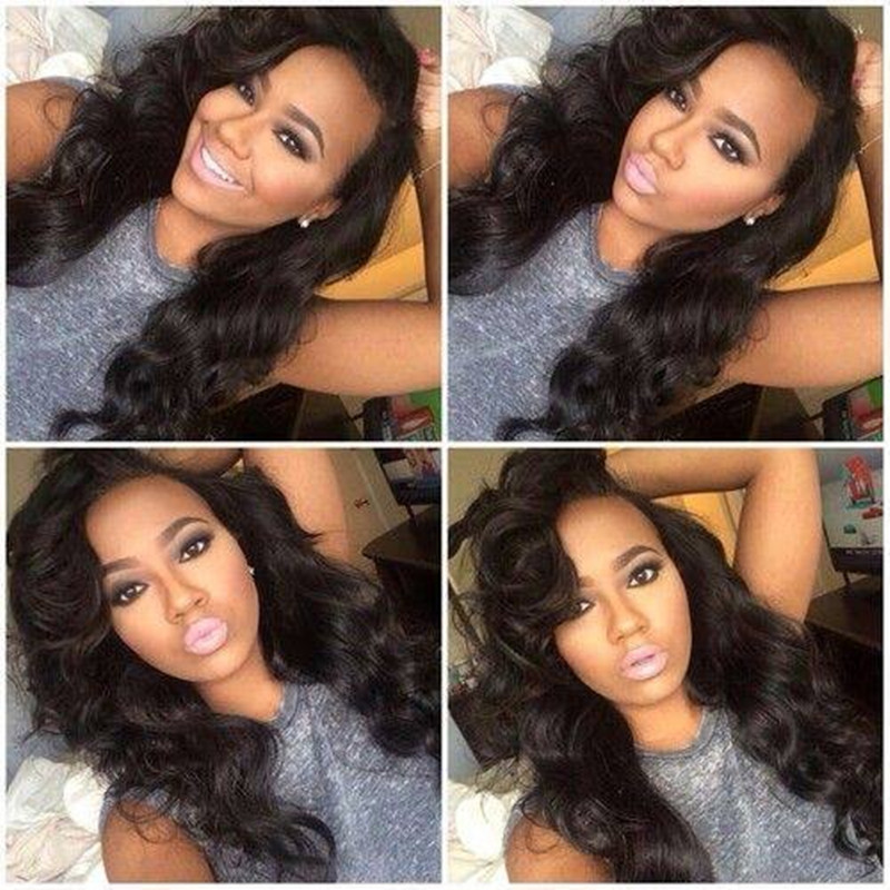 Free shipping 3 bundles Unprocessed virgin Indian hair curly human - Hair Salon Supply - Photo 5