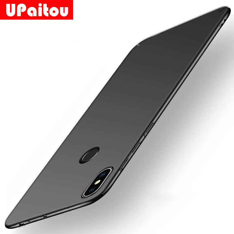 UPaitou Case for Xiaomi Mi Max 3 2 Mix 3 2s Mix3 5G Case Ultra Thin Original Hard PC Phone Case Cover for Xiaomi Max3 Cover Case
