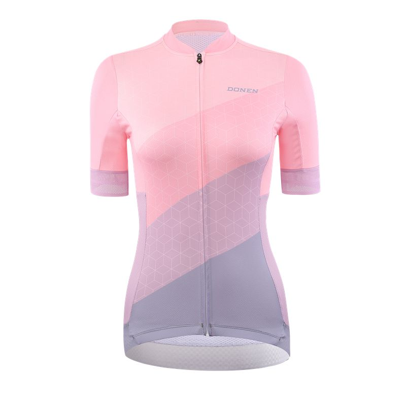 Donen Women s Cycling Jersey Clothing Outdoor Sport Bike Cloth Bicycle  Jacket Long Sleeve Jersey Breathable perspiration-in Cycling Jerseys from  Sports ... bc8027fff