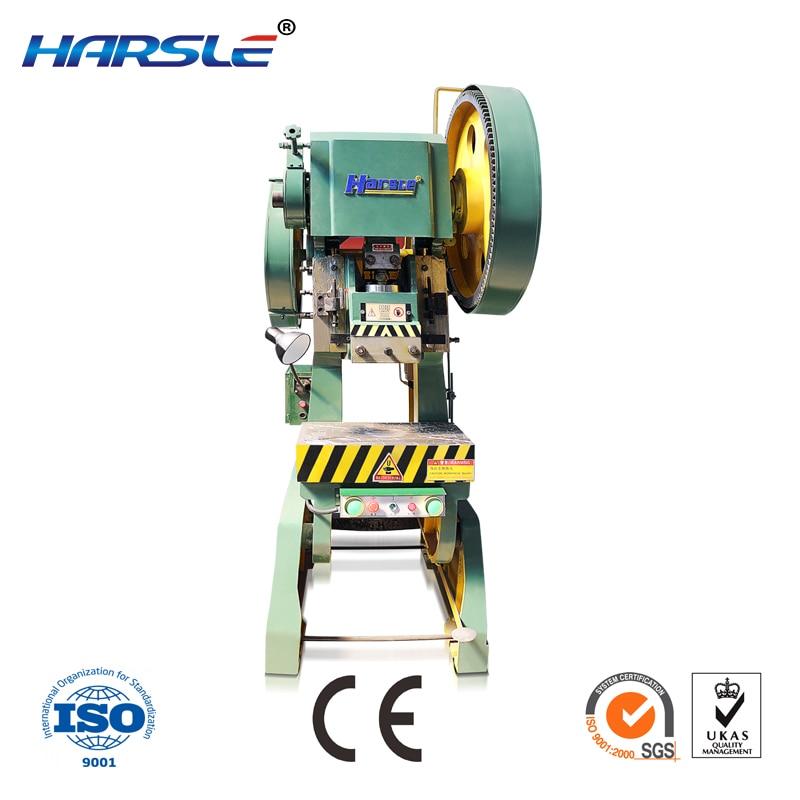 J23 25T Sheet Metal Working Machinery /hydraulic Stamping