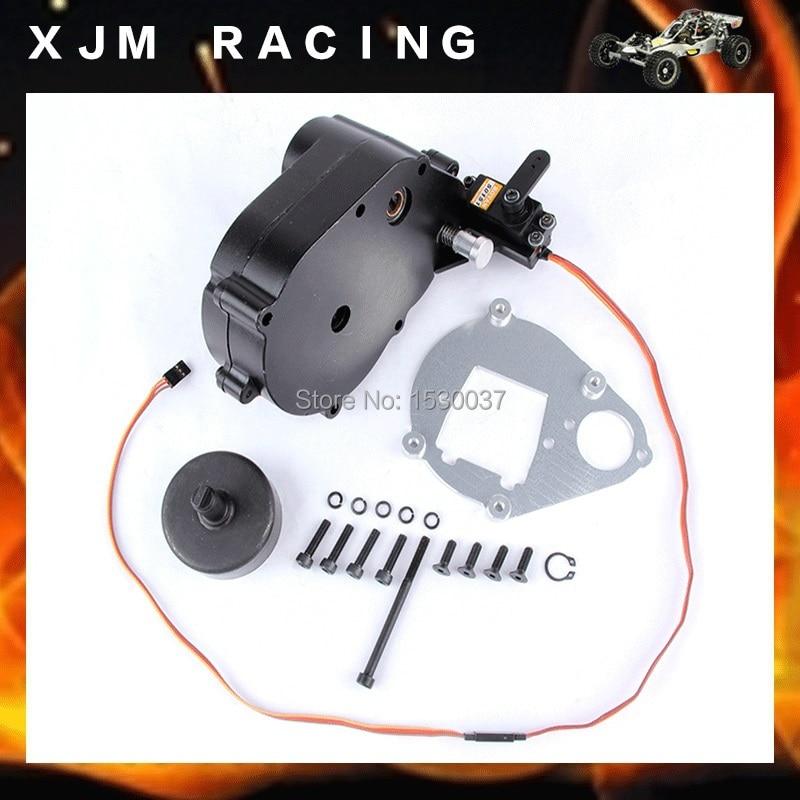 все цены на 1/5 rc car  CNC metal Reverse Gear set fit HPI Rovan Baja 5B 5T 5SC king motor truck Free shipping онлайн
