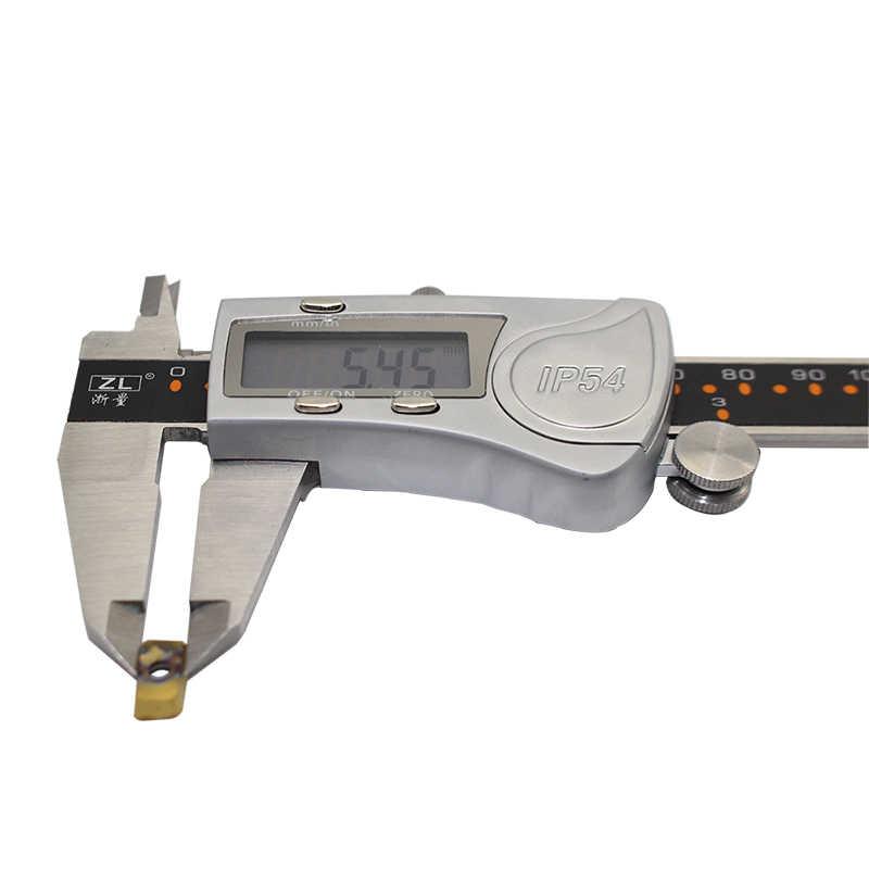 APMT1135PDER XM LF6028 10 יחידות קרביד כרסום הכנס מחרטה כרסום קאטר כלים פנים טחנת Cnc כלי Upgd טוב באיכות הכנס