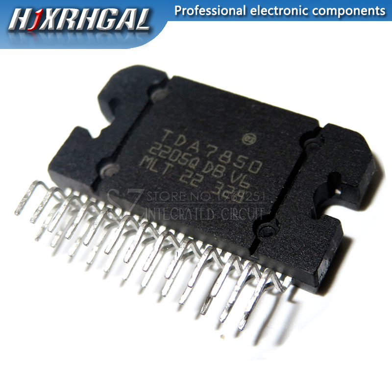 1PCS TDA7850 ZIP <font><b>TDA7850A</b></font> ZIP-25 new and original IC HJXRHGAL image
