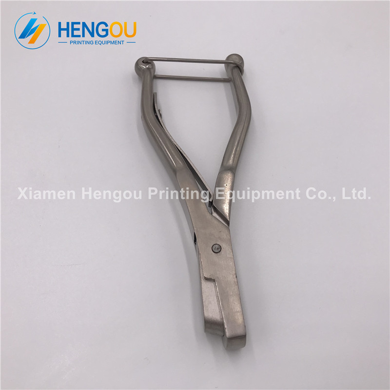 5 pieces high quality offset PS version Punch pliers for SM102 SM74 printing machine parts Hole puncher5 pieces high quality offset PS version Punch pliers for SM102 SM74 printing machine parts Hole puncher