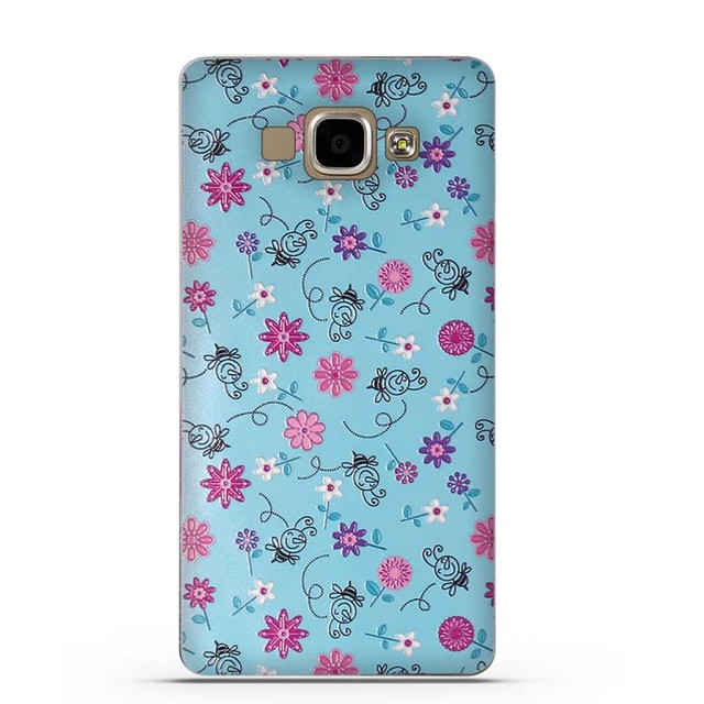 For Samsung Galaxy A5 2015 Cases 3D Relief Paint Coque For Samsung A3 2016 Soft Silicone Cove for Samsung A5 A500 A500F A500H
