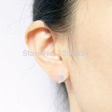 Jisensp Fashion Accessories Origami Plane Stud Earrings For Women brincos Simple Elegant Cute Jewelry Wholesale female bijoux