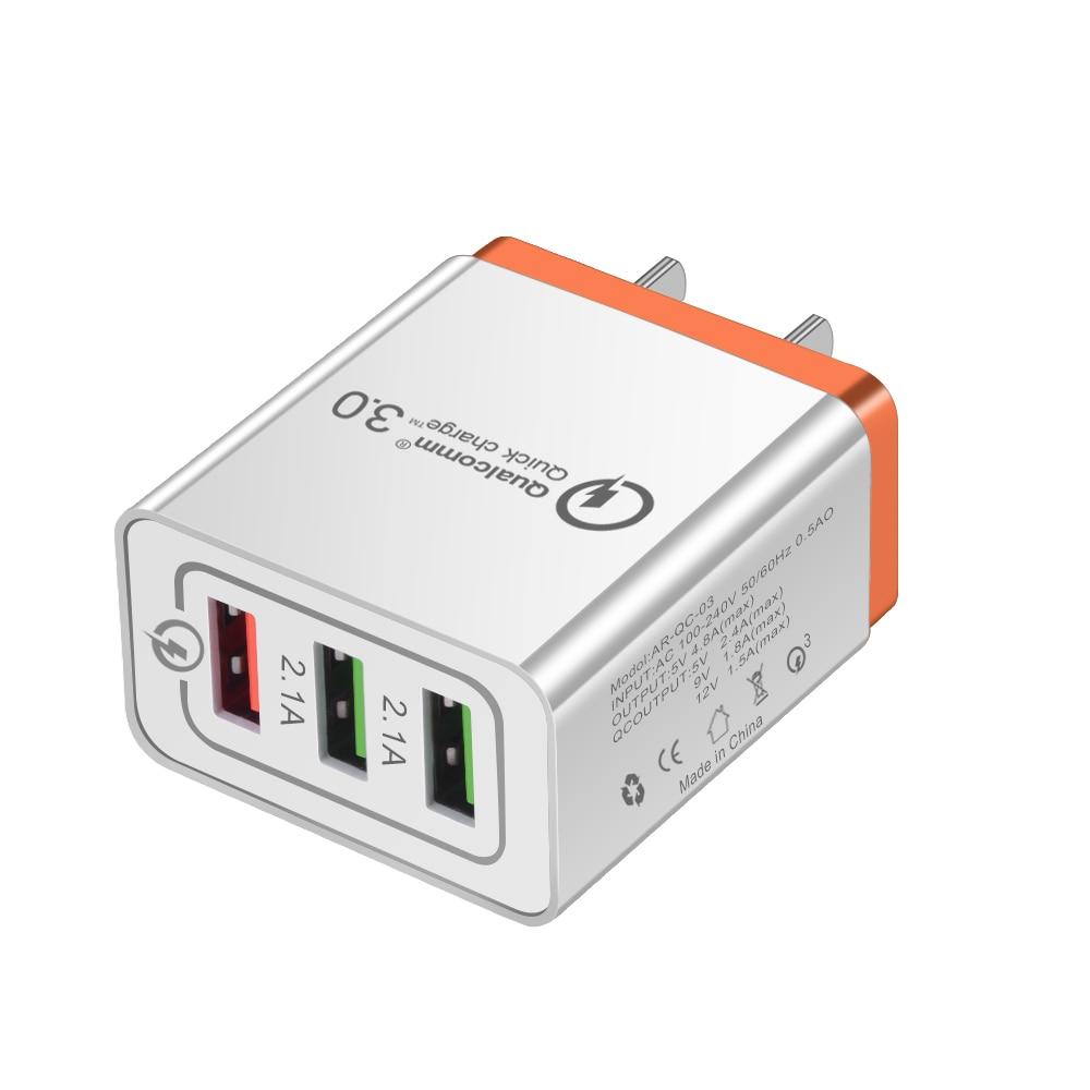 HTB19aDKa6zuK1Rjy0Fpq6yEpFXaV - Universal 18 W USB Quick charge 3.0 5V 3A