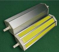 Бесплатная доставка COB 20 Вт wamr холодный белый R7S Свет 189x54 мм заменить 120 Вт галогенные лампы наводнения AC110V/AC120V AC220V/240 В AC85-265V