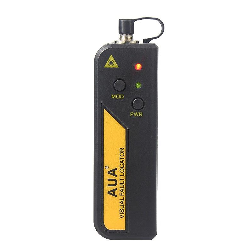 10 mw Fiber Optique Localisateur Visuel de défauts pour 2.5mm connecteur (SC/FC/ST) Mini Rouge Laser Testeur Outil de Test pour FTTH