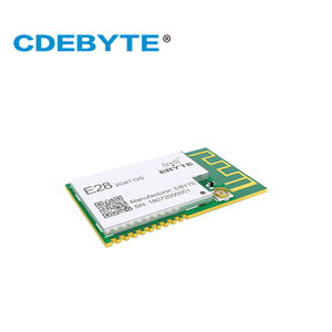 Image 2 - E28 2G4T12S LoRa Lange Palette SX1280 2,4 GHz UART IPX PCB Antenne IoT uhf Wireless Transceiver Sender Empfänger RF Modul