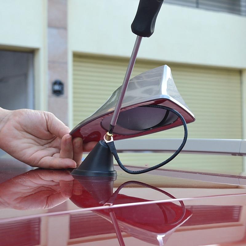 seat ibiza de voiture sp ciale d 39 antenne aileron de requin signal radio antennes r cents design. Black Bedroom Furniture Sets. Home Design Ideas