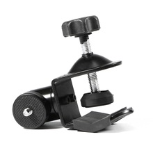 Video Studio C/U Clamp Clip Holder Mount With Ball Head For Camera Phone Flash