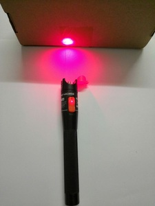 Image 5 - Fiber Optic Tester Tool Kit with RY3200 Optical Power Meter and VFL Fiber Laser Pen Visual Fault Locator 10mw 20mW 30mW
