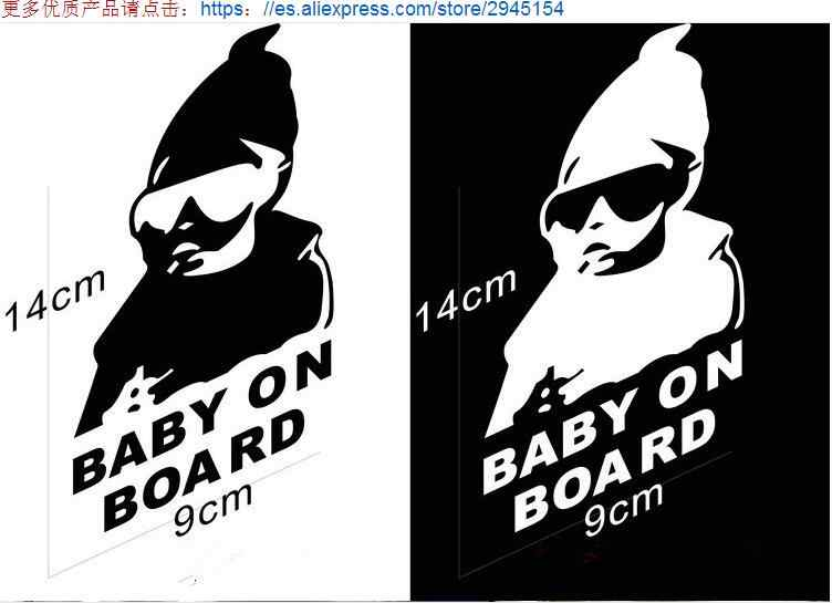 Auto Styling Aufkleber Baby An Bord Sticker For Bmw M F15 E70 E71 E91 E92 E93 F20 F15 F13 M3 E34 X5 E53 E82 Auto Styling Access