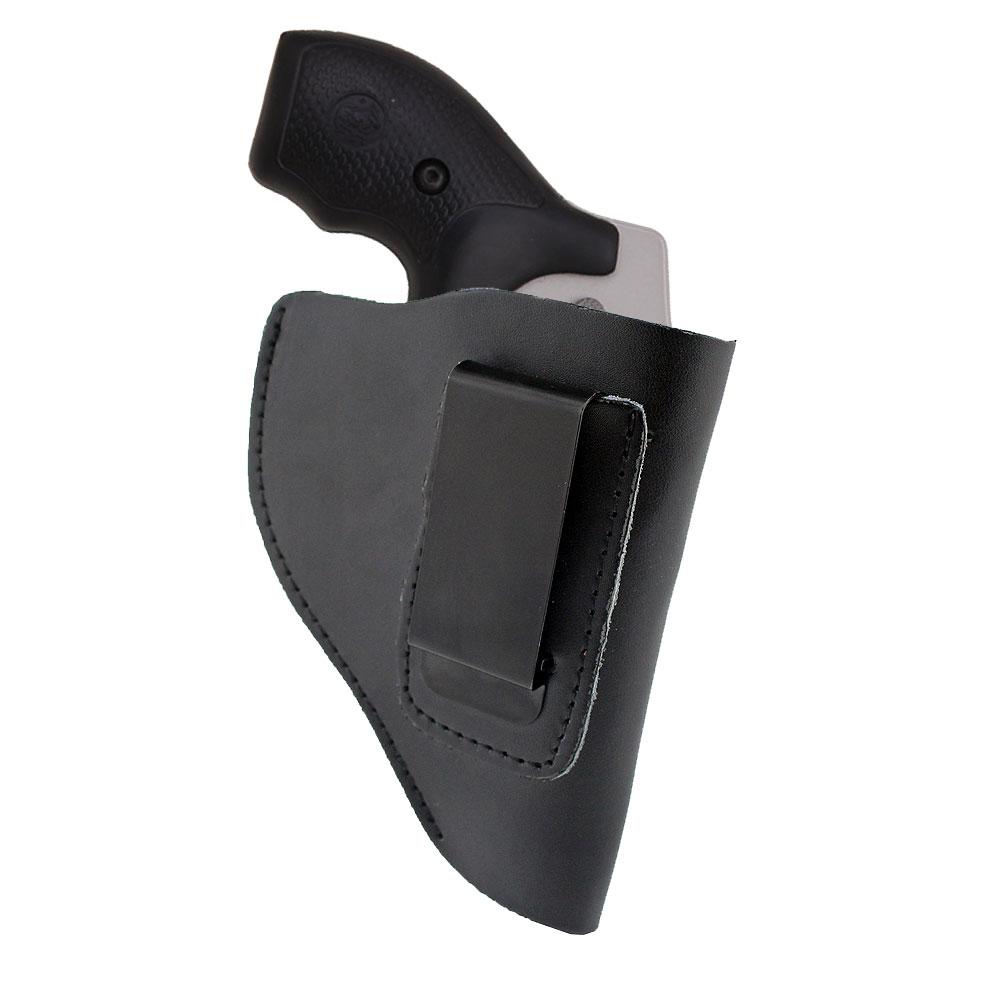 Ultime En Cuir IWB Étui pour La Main Droite Adapte Plus J cadre. 38 Spécial Revolvers Ruger LCR Smith Wesson Garde Du Corps Taurus