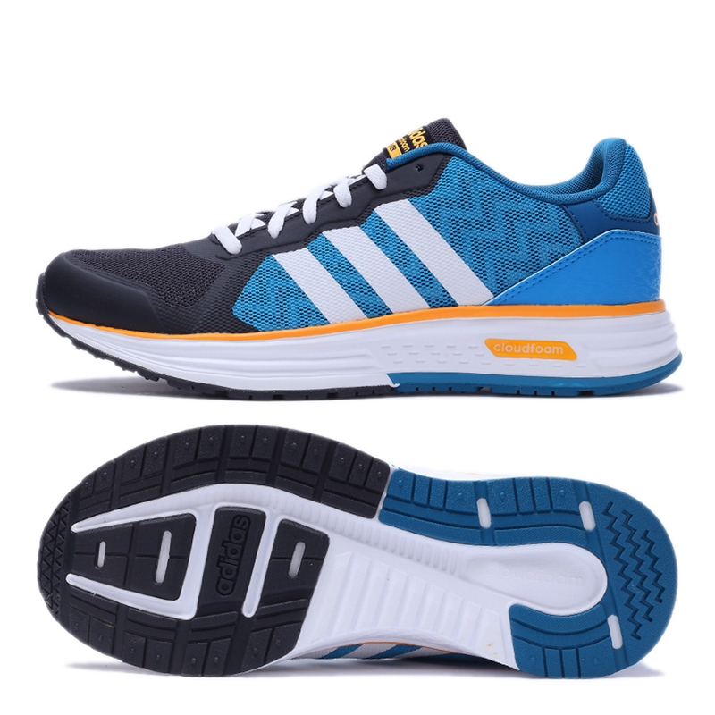 info for 01538 87b60 ... top fashion Adidas Official New Arrival NEO Label CLOUDFOAM FLYER Men s  Skateboarding Shoes Sneakers AW5314 ...
