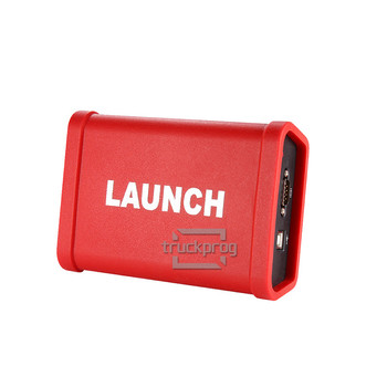 LAUNCH X431 HD Adapter Box Heavy Duty Truck Diagnostic tool Software X-431 OBD2 Diagnostic Scanner work with X431 V+ PAD II launch x431 pro mini with bluetooth function full system 2 years free update online mini x 431 pro powerful auto diagnostic tool