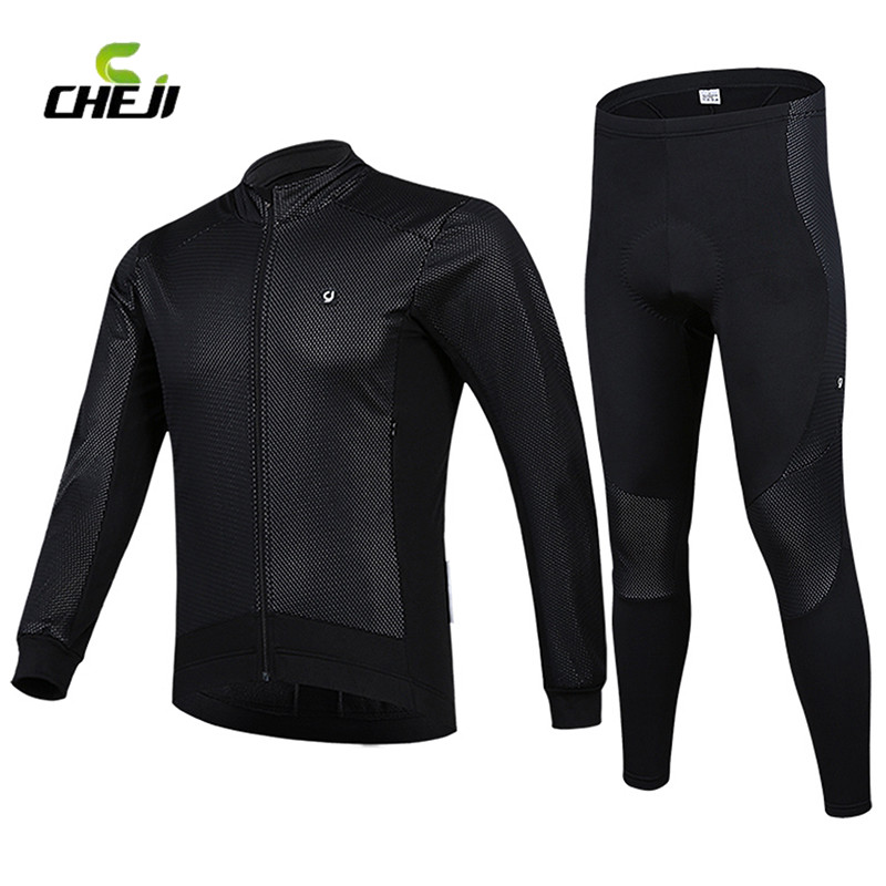 Men's Cool Winter and Spring Waterproof Windproof Thermal Cycling Jacket Sets with Pockets and Shock Absorption Silicone Pad vinay kumar anand prakash singh and lalit kumar thermal shock effects on bacterial survival using gfp
