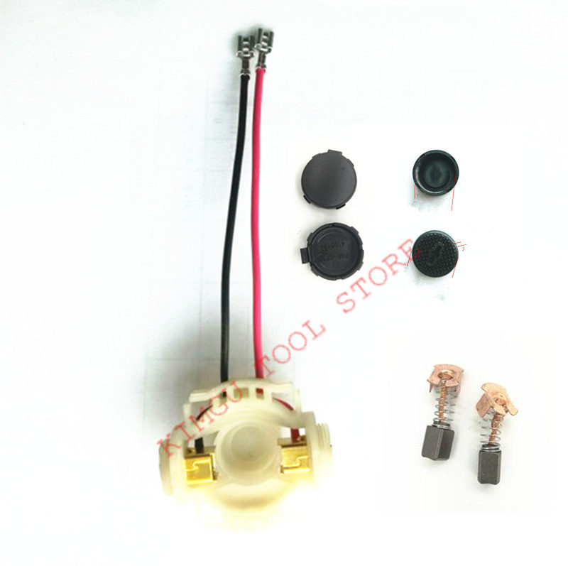 Carbon Brush Holder Replacement for MAKITA 638921-2 638448-2 MAKITA BGA450 BGA452 DGA452 BGD800 BGD801 BJS101 BJS160 BJS161