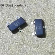 20 штук BC846B SOT23 диод поверхностного монтажа транзистор(BC807-25 BC807-40 BC817-25 BC817-40 BC847C BC847B BC856B BC857B BC846A BC847A