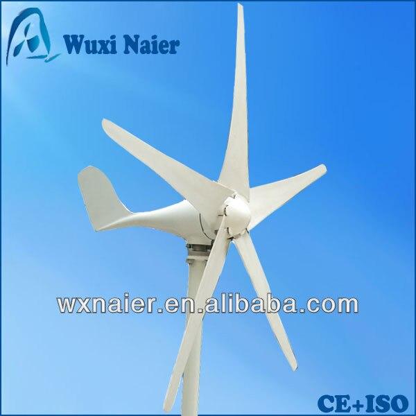 200w 12v/24v china cheap wind turbine for boat use