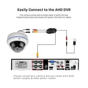 Image 5 - Wandaloodporna kamera AHD 1MP 1.3MP 2MP wysokiej rozdzielczości 15 sztuk IR LED Nightvision kamera AHD analogowa wysoka rozdzielczość wewnątrz/na zewnątrz