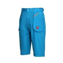 Детские короткие штаны для мальчиков; дышащая быстросохнущая Спортивная одежда для детей; короткие брюки для гольфа; летняя тонкая сухая одежда; AA51879