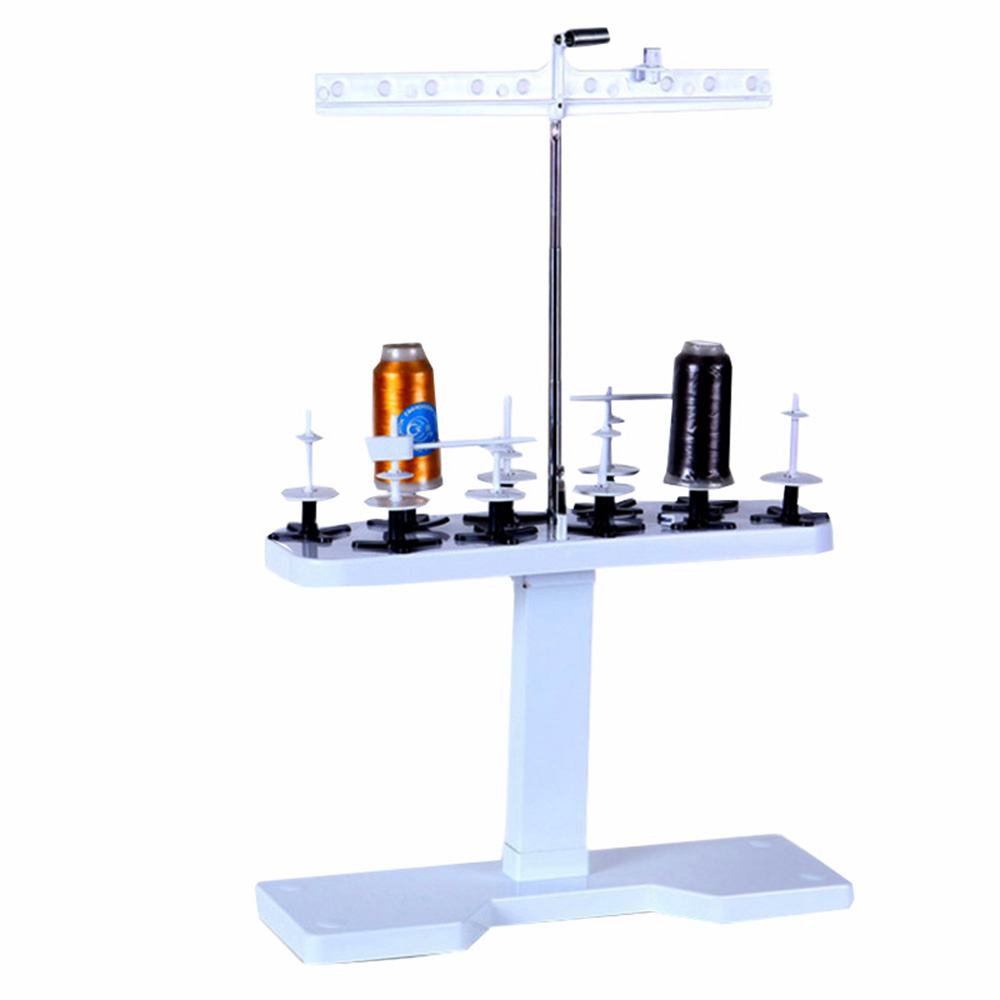 Sew Tech Sewing Thread Holder Stand 10 Spool Stand for Embroidery Machine Brother NV4000D 4000 4500D Sewing Thread Stand SA539