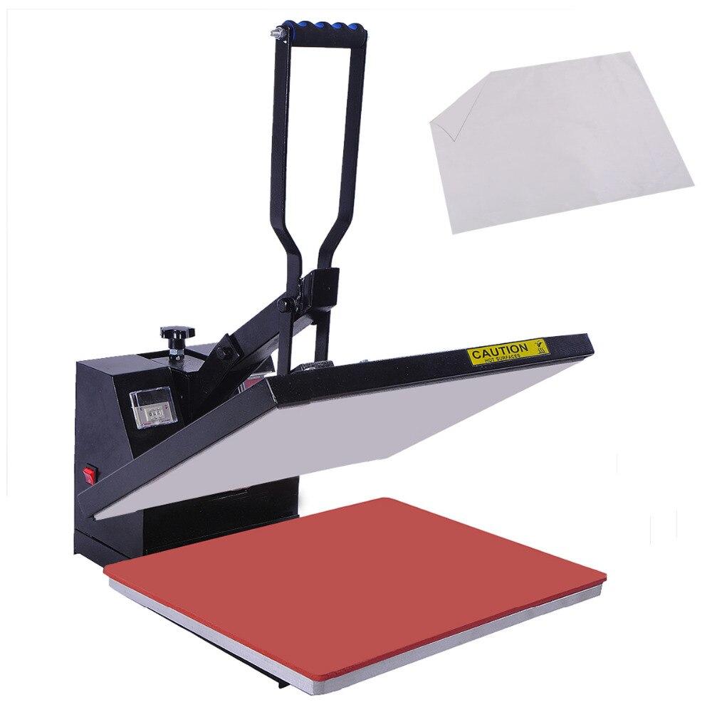 New Digital Clamshell Heat Press Transfer 40X60 Print T