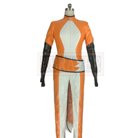 2017 Custom Made Miraculous Ladybug Cosplay Costume Volpina Cosplay Costume Fox Volpina Suit Spandex Suit