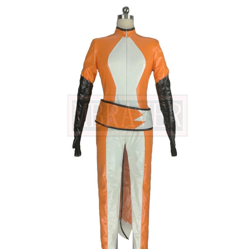 2017 Custom Made Ladybug Cosplay Costume Volpina Cosplay Costume Fox Volpina Suit Spandex Suit