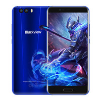 Blackview P6000 4G LTE Smartphone Helio P25 6GB RAM 64GB ROM 5.5FHD 21MP 6180mAh Big Battery Android 7.1 Face ID Mobile Phone