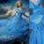 Borboleta Meninas Princesa Azul Vestidos Pageant Meninas Da Criança Roupas Criança Júnior Crianças Traje Elsa Vestido de Festa Cinderela