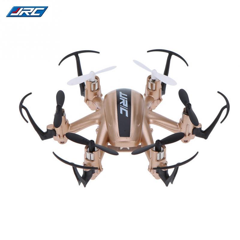JJR/C H20 2.4G Drone Mini 6 axes aéronefs motif rotation un retour touche vol modèle télécommande avions VENTES Chaudes