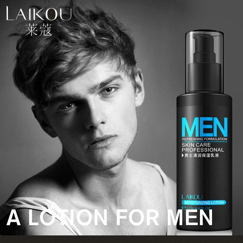 LAIKOU Moisturizer Emulsion Face Cream Oil-control Shrink Pores Men Expert Vita Lift Anti-Wrinkle Firming Daily Facial Moisture