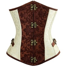 New Hot modeling girdle body waist  corset shaper korset corrector for women  steampunk corselet karset underbust corset
