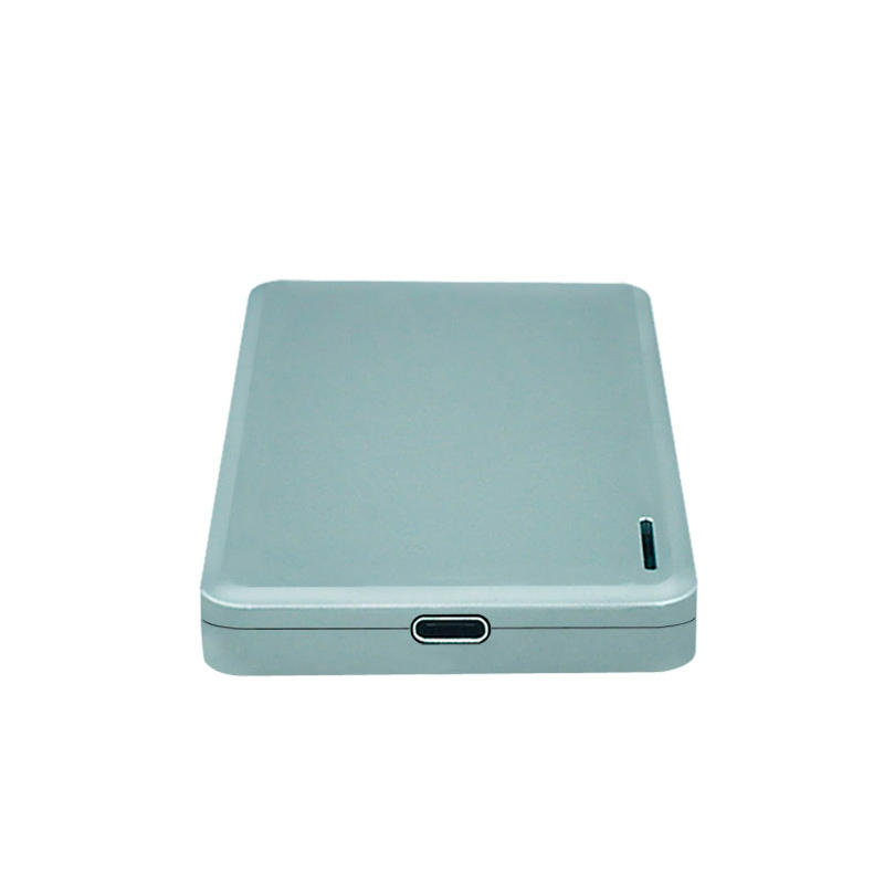 2.5 inch sata to USB3.1 Type-c external hdd enclosure with aluminum casing with 10Gbps hdd case