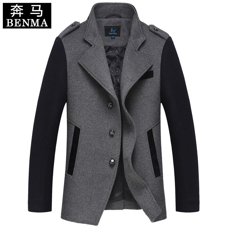 100% Cashmere Coats for Men Promotion-Shop for Promotional 100