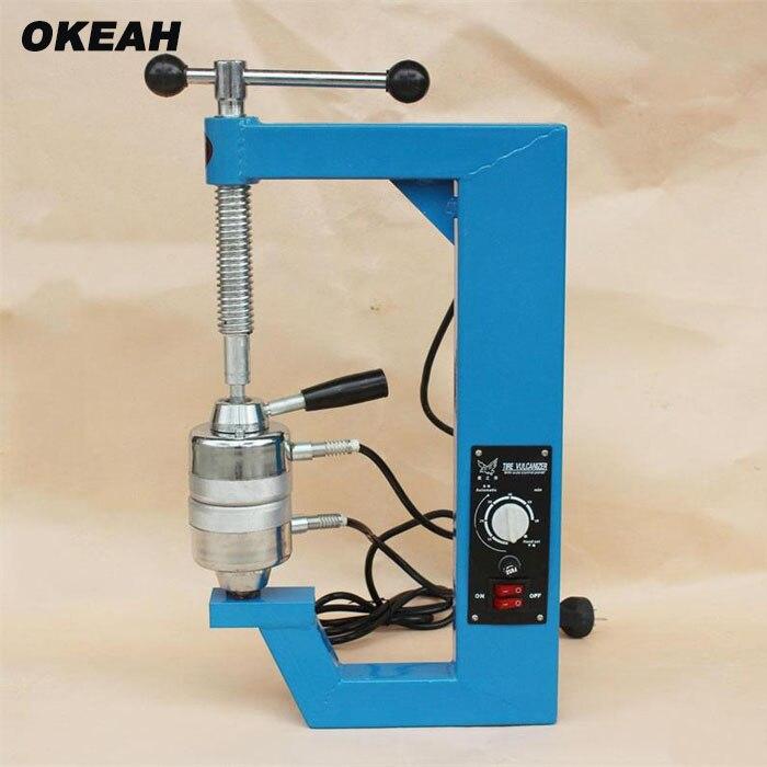 Точка Ремонта Шин Машина Автоматическая Термостат Вулканизации Машины С Двух Сторон Отопление