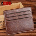 Men Wallet Luxury Brand Male Purses Mini Bags Vintage Designer Credit Card Case Holder Organizer Famous Super Slim Soft Sac