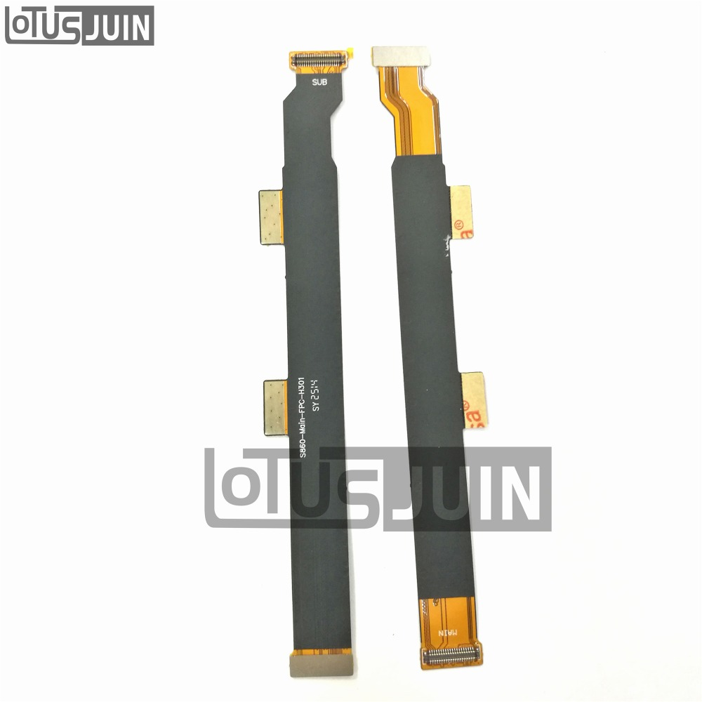NEW for Lenovo S860 Main Board Motherboard Flex Cable Ribbon Connection Board Component Replacement Spare Parts