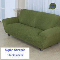 Stretch slipcover sofa cover couch Green cover full cover all inclusive non slip sofa sets red colour sofa covers cushion