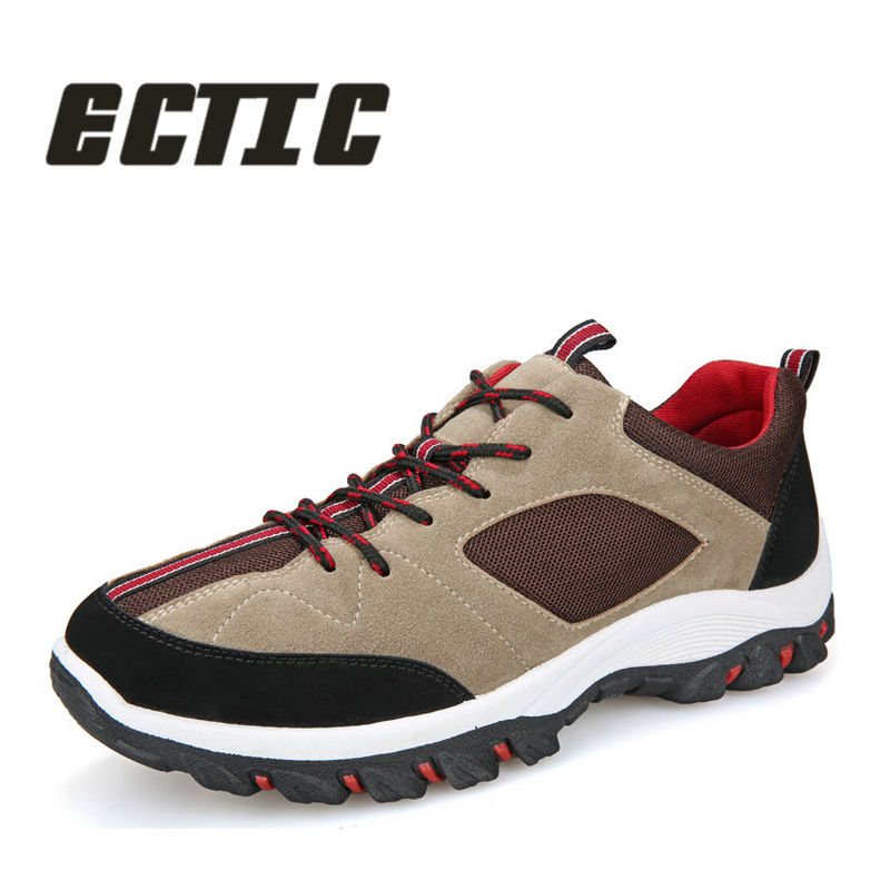 ECTIC 2018 New men casual driving shoes young Men Comfortable thick soled sneakers shoes Breathable Fashion flat shoes CC-104