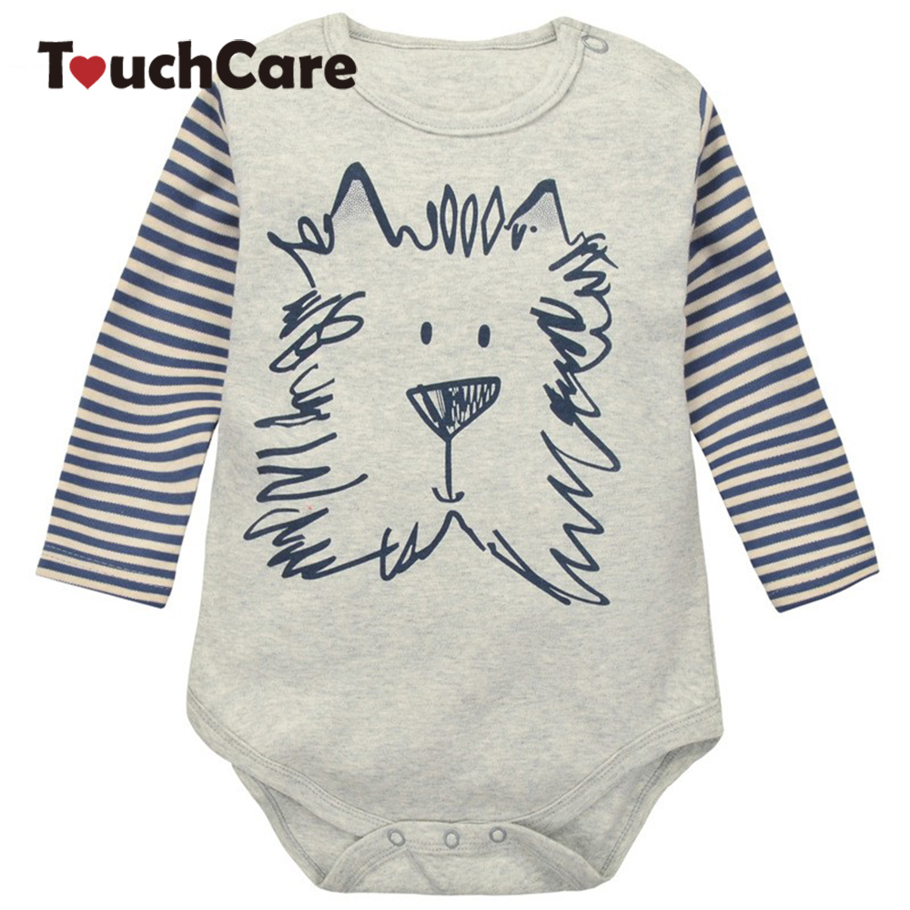 Cartoon Giraffe Zebra Long Sleeve Baby Romper Baby Girl One Pieces Cute Clothes Jumpsuits Roupas De Bebe Infantil Baby Clothing
