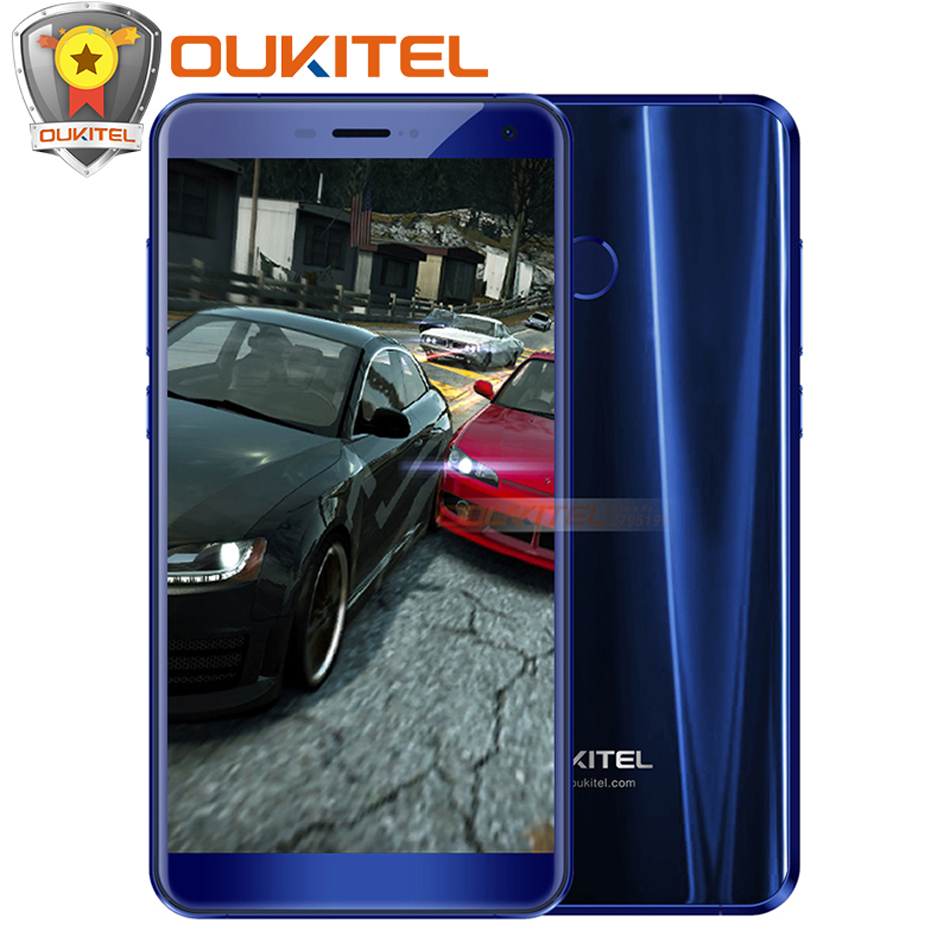 Oukitel U11 Plus 4G LTE Mobile Phone Android 7 0 4G RAM 64G ROM MTK6750T Octa