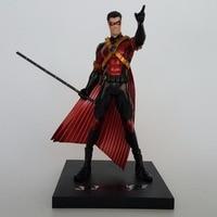 Batman Robin ARTFX New52 PVC Action Figure Justice League 180MM Anime Batman Collectible Model Toy
