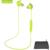 Conjuntos de combinação QY19 QCY esportes fones de ouvido estéreo de fone de ouvido estéreo sem fio fones de ouvido bluetooth 4.1 aptx e bolsa portátil